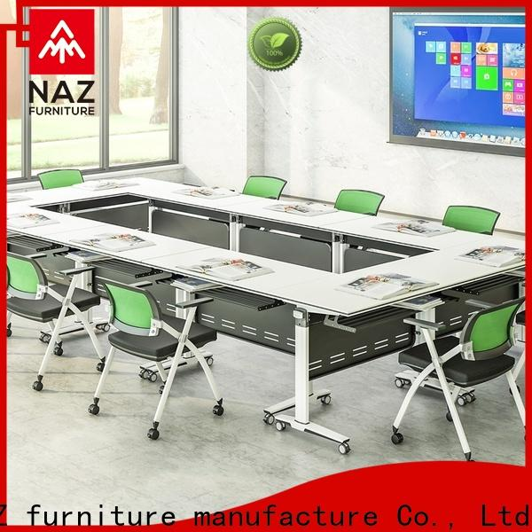 NAZ furniture ft016c 12 person conference table manufacturer for training room
