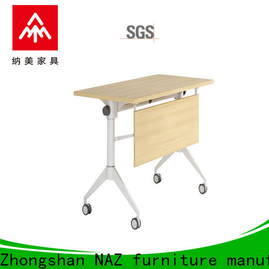 writing training room desks wooden for sale for office