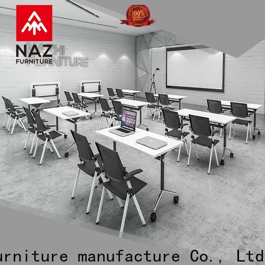 NAZ furniture movable modular conference table design for sale