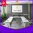 NAZ furniture professional conference room tables folding for sale