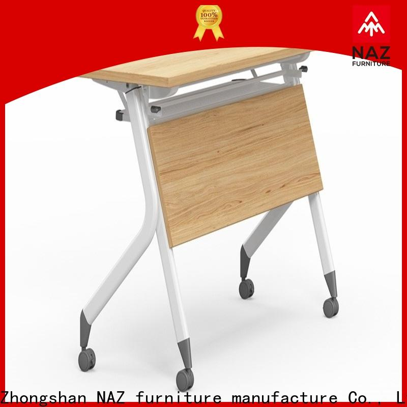 professional aluminum training table ft013 supply for school