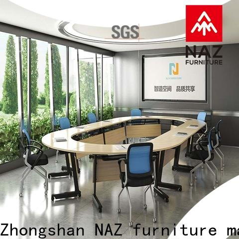 professional modular conference room tables color for sale for school