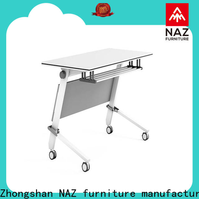 NAZ furniture professional mobile training tables for conference for office