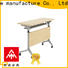 NAZ furniture trapezoid office training tables multi purpose for home