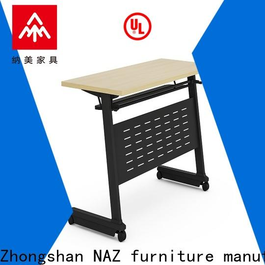 NAZ furniture save training room tables with wheels