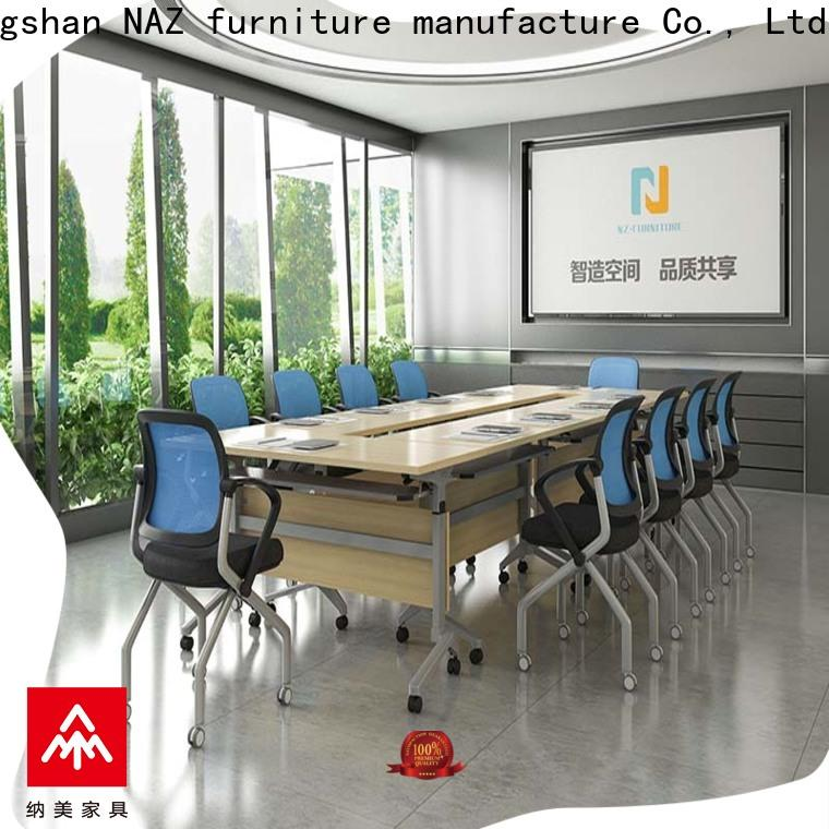durable modular conference table ft016c for conference for training room