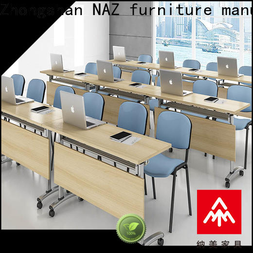 NAZ furniture ft013c small conference table manufacturer for school
