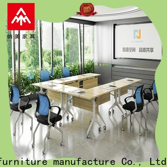 movable conference table and chairs ft016c for sale for meeting room