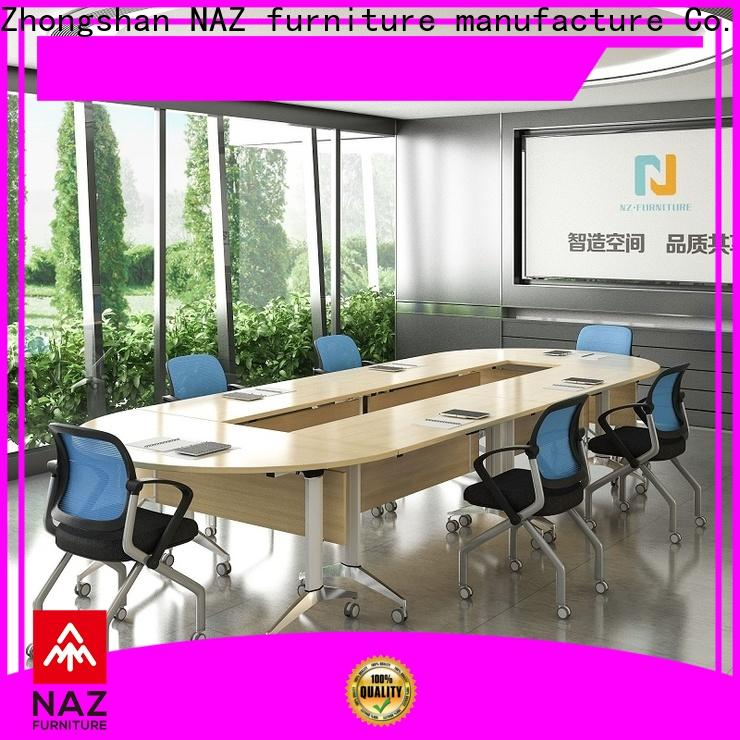 durable oval conference table ft012c for conference for office