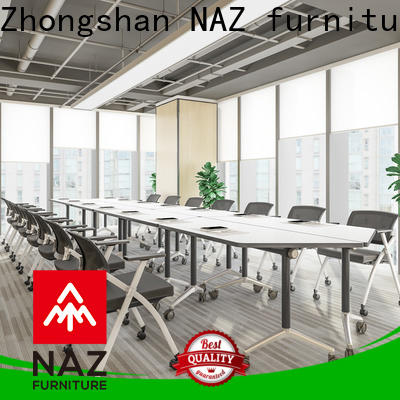 professional conference room table and chairs ft018c on wheels for school