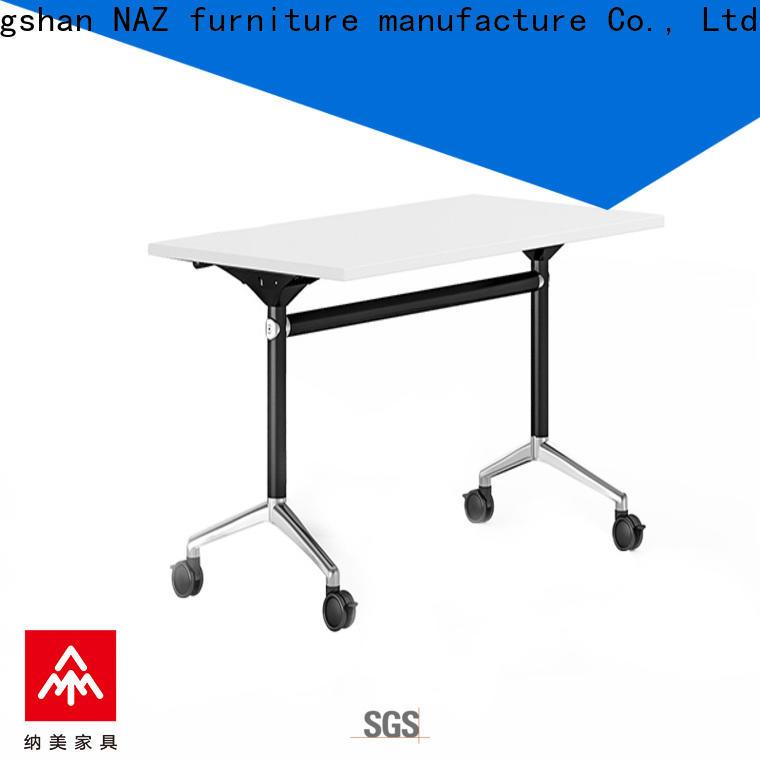 NAZ furniture base flip top training tables for sale