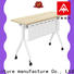 NAZ furniture trapezoid training room tables for conference