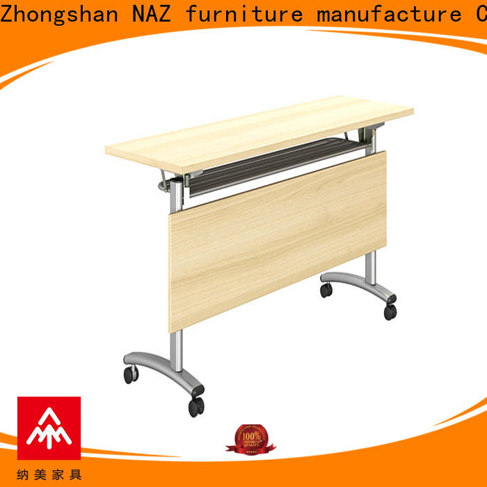 NAZ furniture computer training room tables and chairs with wheels