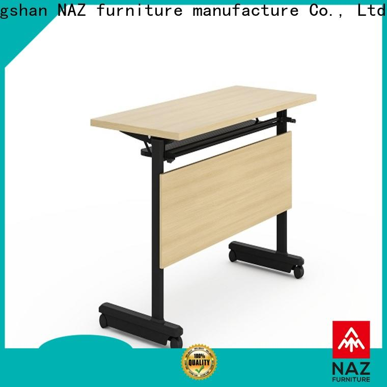 NAZ furniture ft017 mobile training tables supply for training room