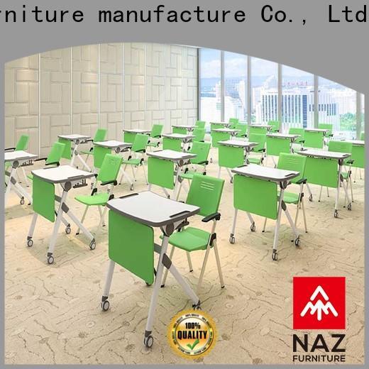 NAZ furniture desk folding desk for kids for training rooms