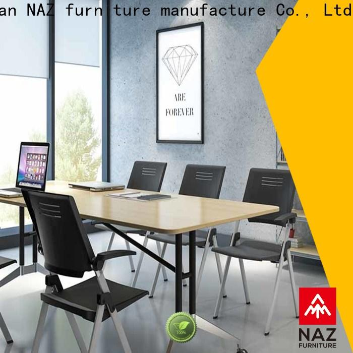 NAZ furniture durable conference room table and chairs for sale for meeting room