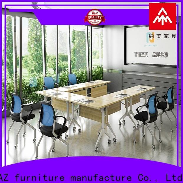 NAZ furniture modern conference room tables manufacturer for school