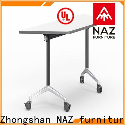 NAZ furniture professional training table design for sale
