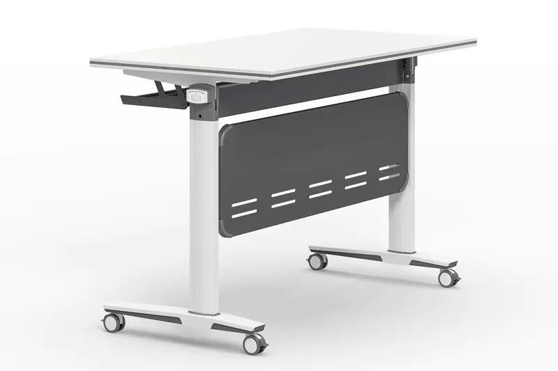Aluminium Alloy Folding School Desk