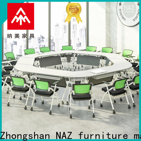 NAZ furniture comfortable small conference table manufacturer for meeting room