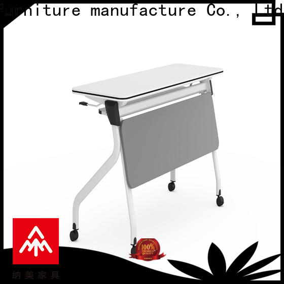 computer conference training tables metal supply for school