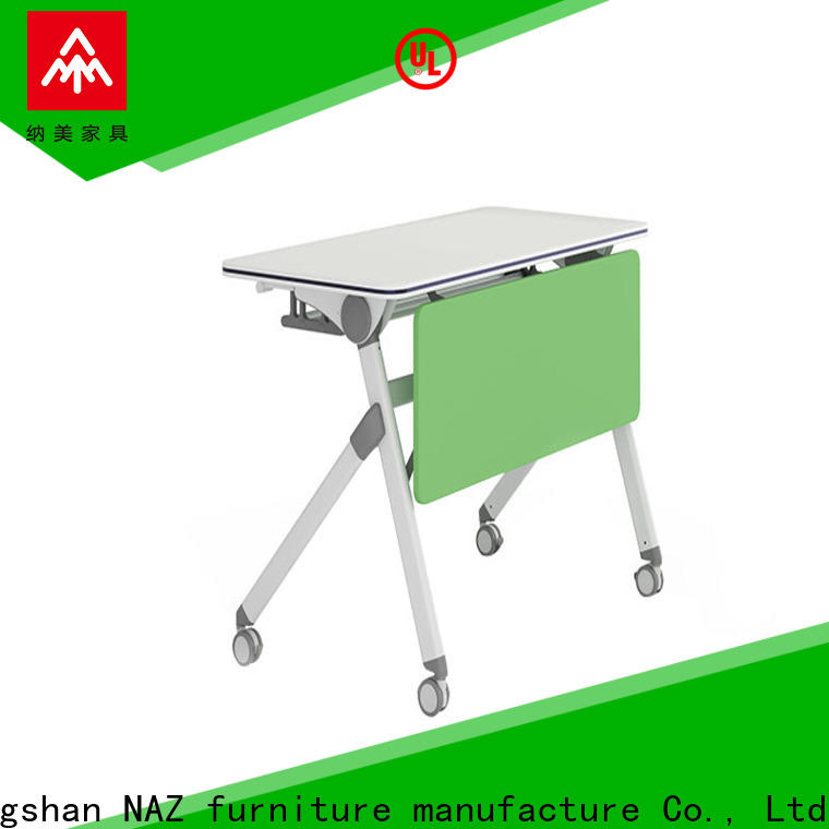NAZ furniture ft011 nesting training tables supply for meeting room