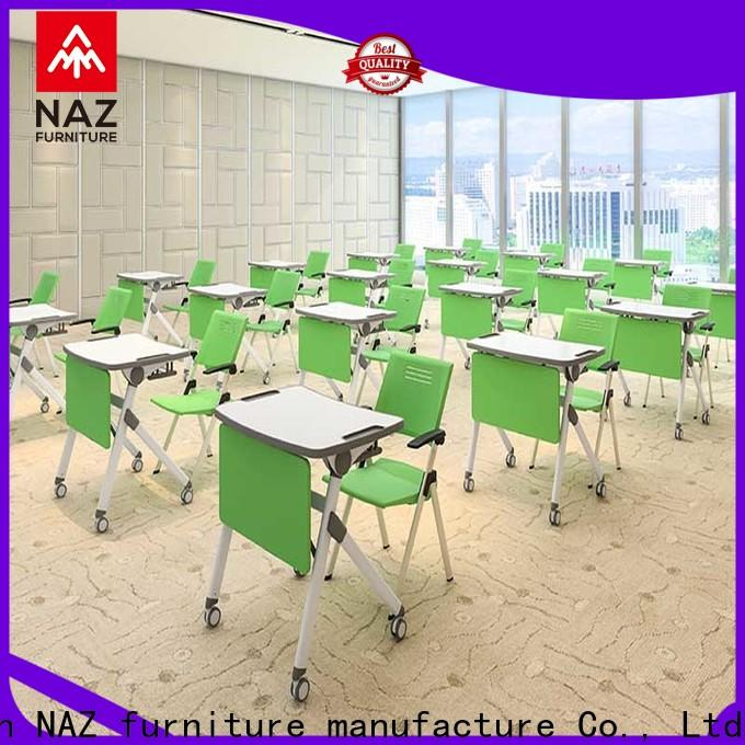 NAZ furniture movable foldable study desk wholesale for office