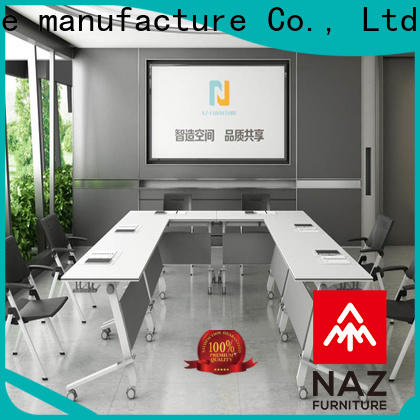 NAZ furniture elegant square conference table for sale for meeting room
