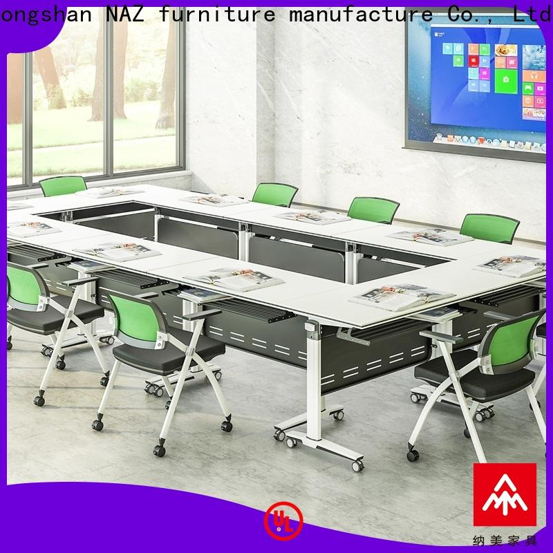 NAZ furniture table conference room tables folding for sale for training room