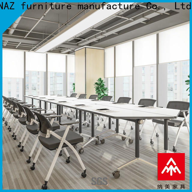 comfortable meeting room table persons on wheels for office