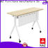 NAZ furniture ft030 flip top training tables with wheels for training room