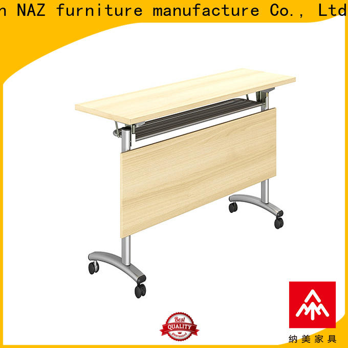 NAZ furniture professional folding training table multi purpose for home