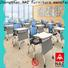 NAZ furniture folding training table frame wholesale for office