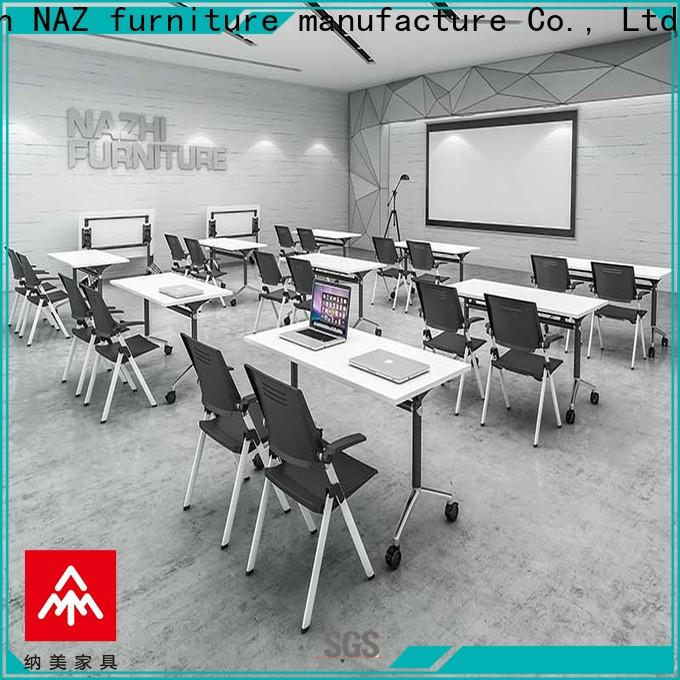 NAZ furniture comfortable foldable office furniture for sale for meeting room