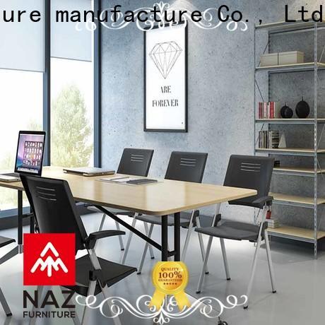 NAZ furniture ft016c square conference table manufacturer for school