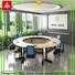 NAZ furniture durable modular conference table on wheels for office