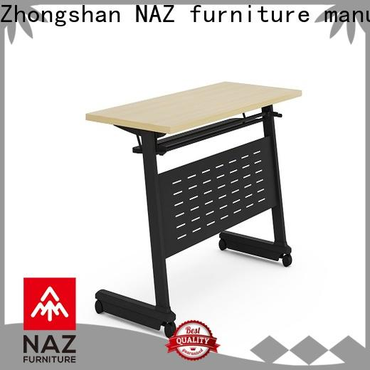 NAZ furniture on office training tables for sale for meeting room