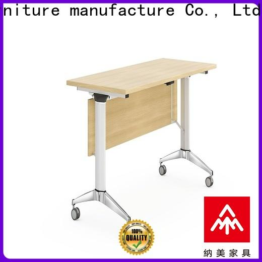 writing computer training tables office with wheels for school