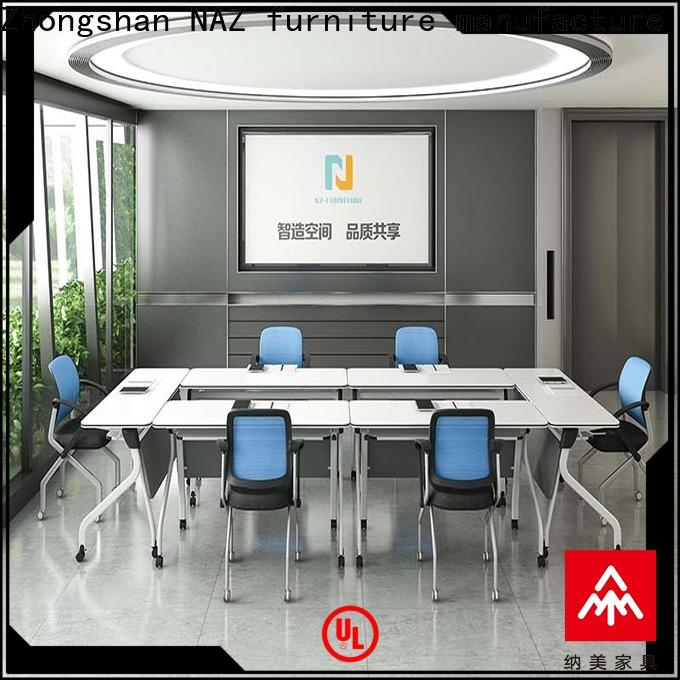 NAZ furniture comfortable mobile conference table manufacturer