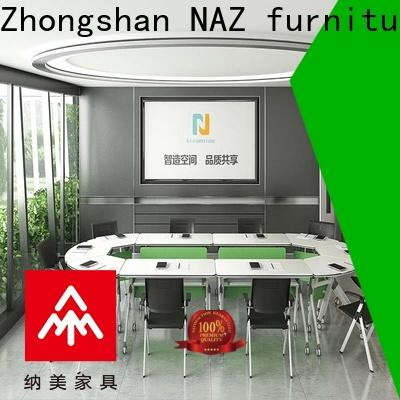 NAZ furniture design meeting room table on wheels for meeting room