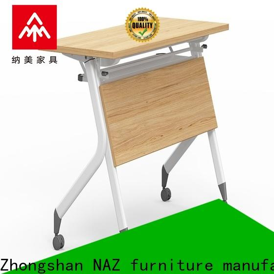 NAZ furniture professional conference training tables for sale for office