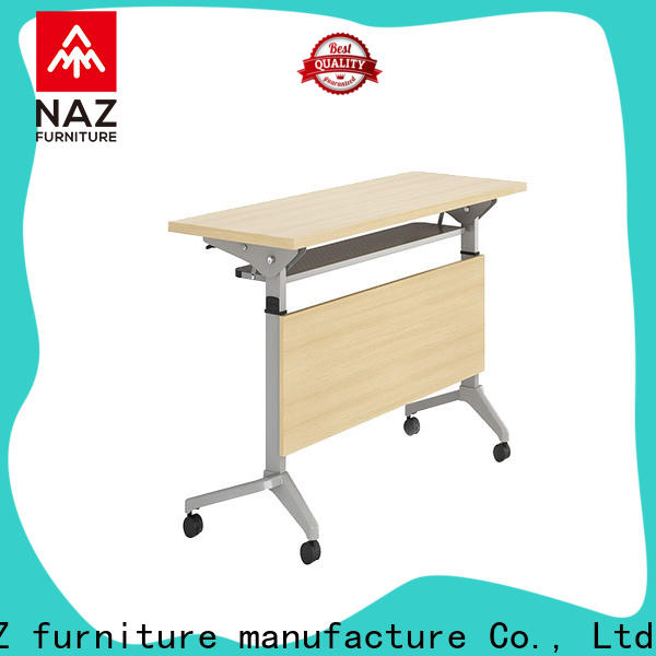 NAZ furniture ft013 folding training table for sale for office