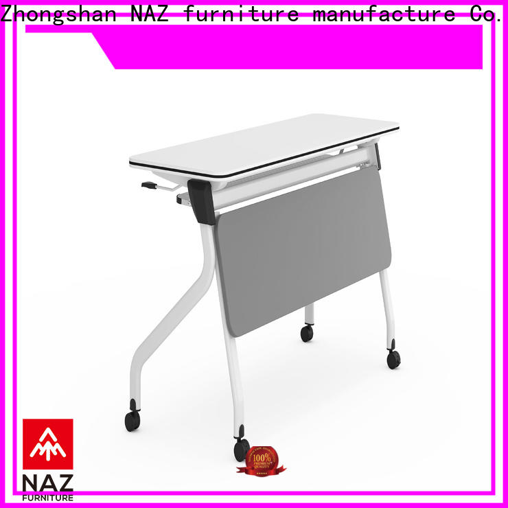 NAZ furniture fahsion training room tables and chairs multi purpose for training room