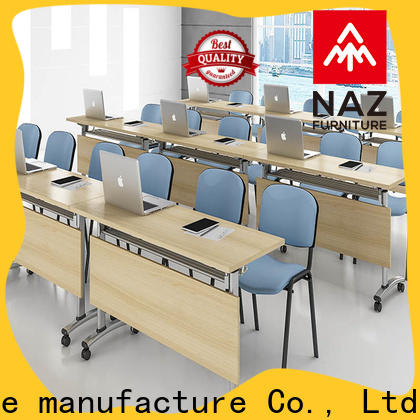 professional u shaped conference table ft030c on wheels for office