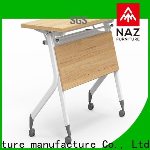 NAZ furniture panel training room desks for conference for school