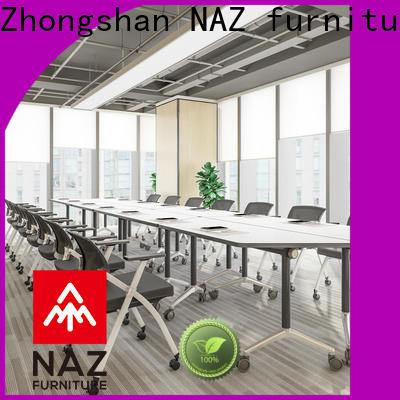NAZ furniture durable conference table and chairs for sale for office