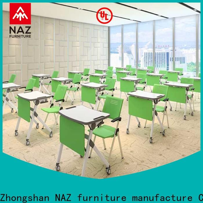 simple folding student desk school wholesale for school