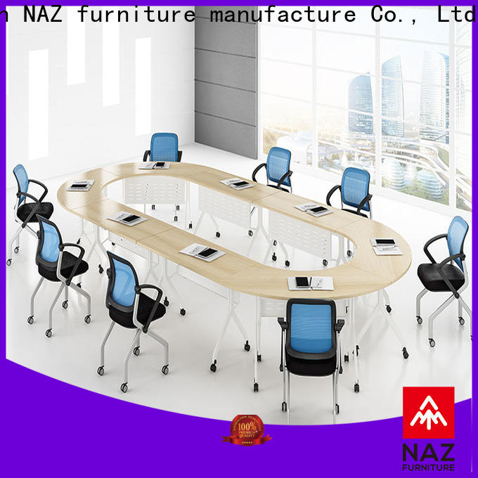 NAZ furniture w20002400d10001200h750mm conference table for sale for meeting room