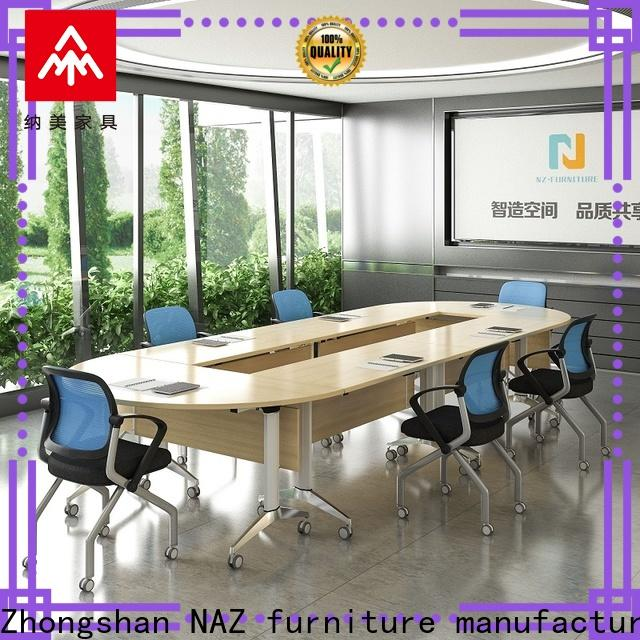 comfortable folding conference tables modern for sale
