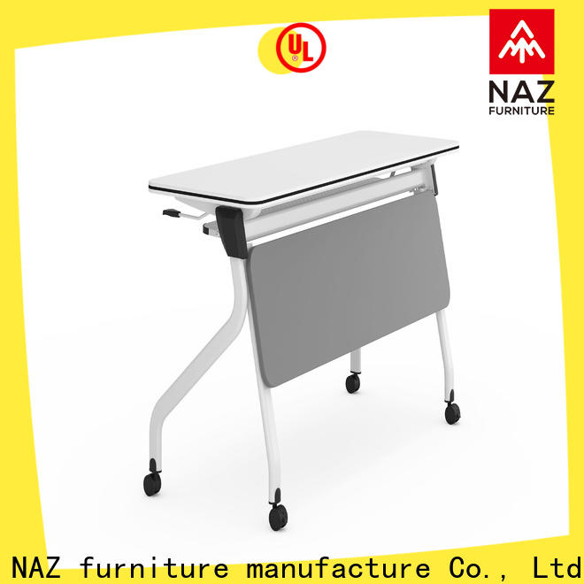 NAZ furniture computer conference training tables for sale for school
